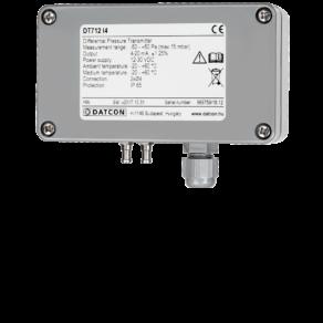 DT712-I4 differential pressure transmitter