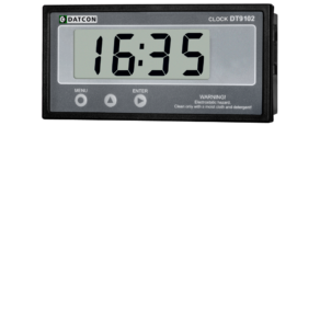 DT9102 intrinsically safe digital clocks