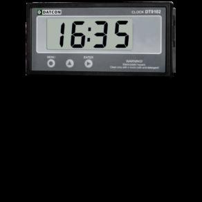 DT9102 intrinsically safe digital clocks