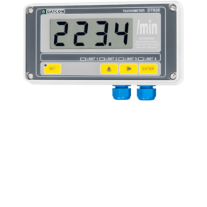 DT920 intrinsically safe tachometer
