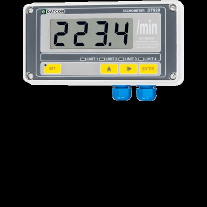 DT920 intrinsically safe tachometer