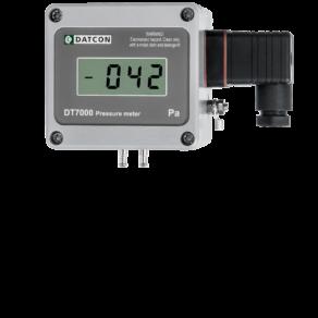 DT7000 intrinsically safe differential pressure meter transmitter