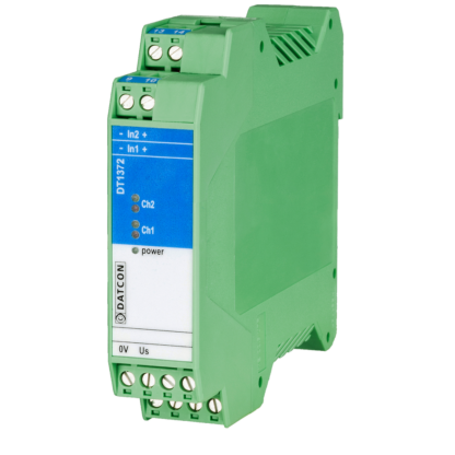 DT1372 intrinsically safe namur contact isolator