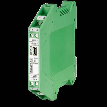 DT1010 temperature resistance potentiometer transmitter