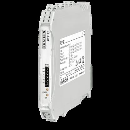 DT1122 dual output galvanic isolators power supplies