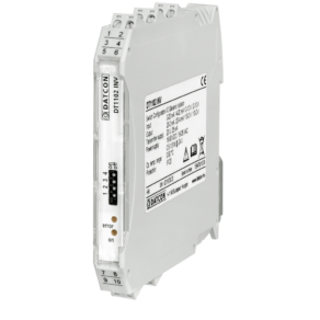 DT1102 INV switch selectable IO galvanic isolators with inverse characteristic